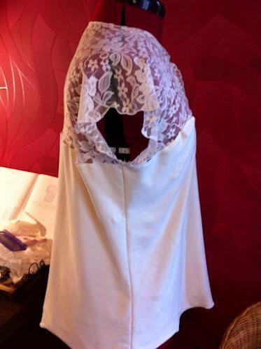 Couture boulet: pyjama inside