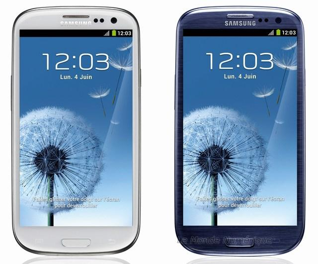 Le Samsung Galaxy S III fait son entrée chez Free Mobile