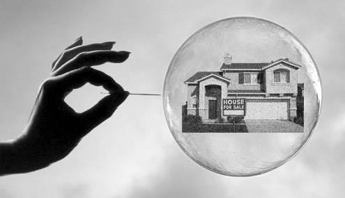 Le marché de l'immobilier semble paradoxal