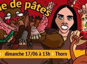 [Live cuisine] Prochain live, dimanche juin avec Thorn