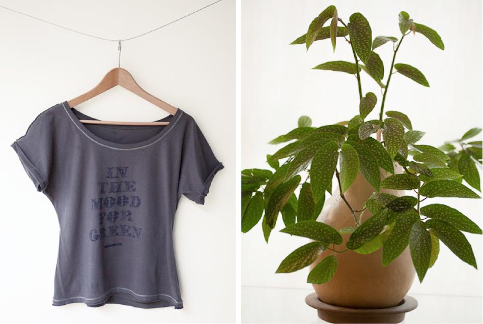 Un tee-shirt zen et bio ? J'adopte!