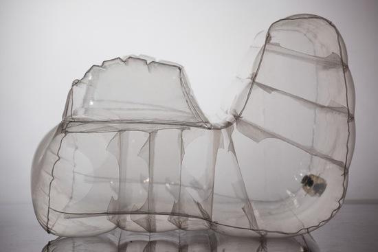 BubblePro, le meuble gonflable selon Unconventional Paris - Maurice et moi 2