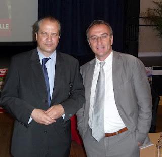 Jean-Christophe Cambadélis à Pont-de-l'Arche : L'UMP n'a ni leader ni programme