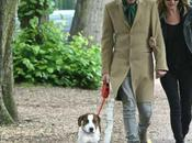 Kate moss, lady enfin chien