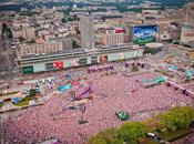 [Euro 2012] Rencard fans Varsovie