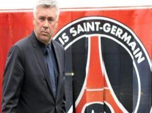 PSG-Ancelotti : «J'espère que Ménez…»