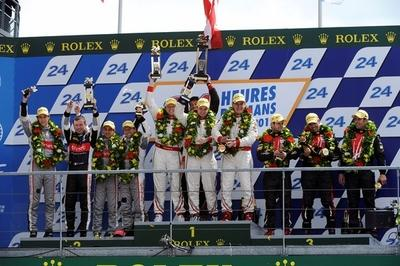 Blog de pitlanenews :Pit Lane News, Les ORECA 03 de Thiriet by TDS Racing et Pecom Racing sur le podium !