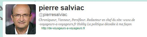 compte Twitter Salviac