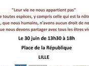 juin Lille journée pour cause animale respect toutes vies