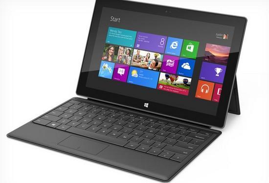 surface1 Microsoft dévoile Surface