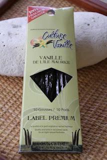 Couronne Miel & Vanille de Maurice!!