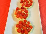 Mini tartelettes fraises sauvages