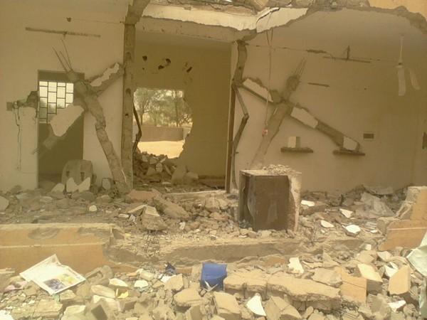 Les islamistes ont bombardé la caisse KONDO JIGIMA à Bourem