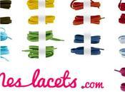 MesLacets.com, vente ligne lacets toutes couleurs