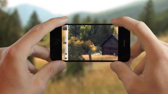 Image iphone 5 transparent 3 550x309   Transparent iPhone 5