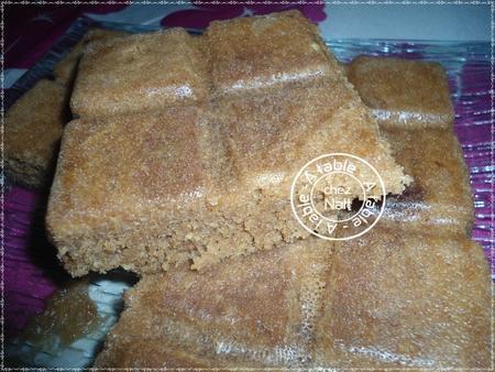 gâteau au chocolat MO 2
