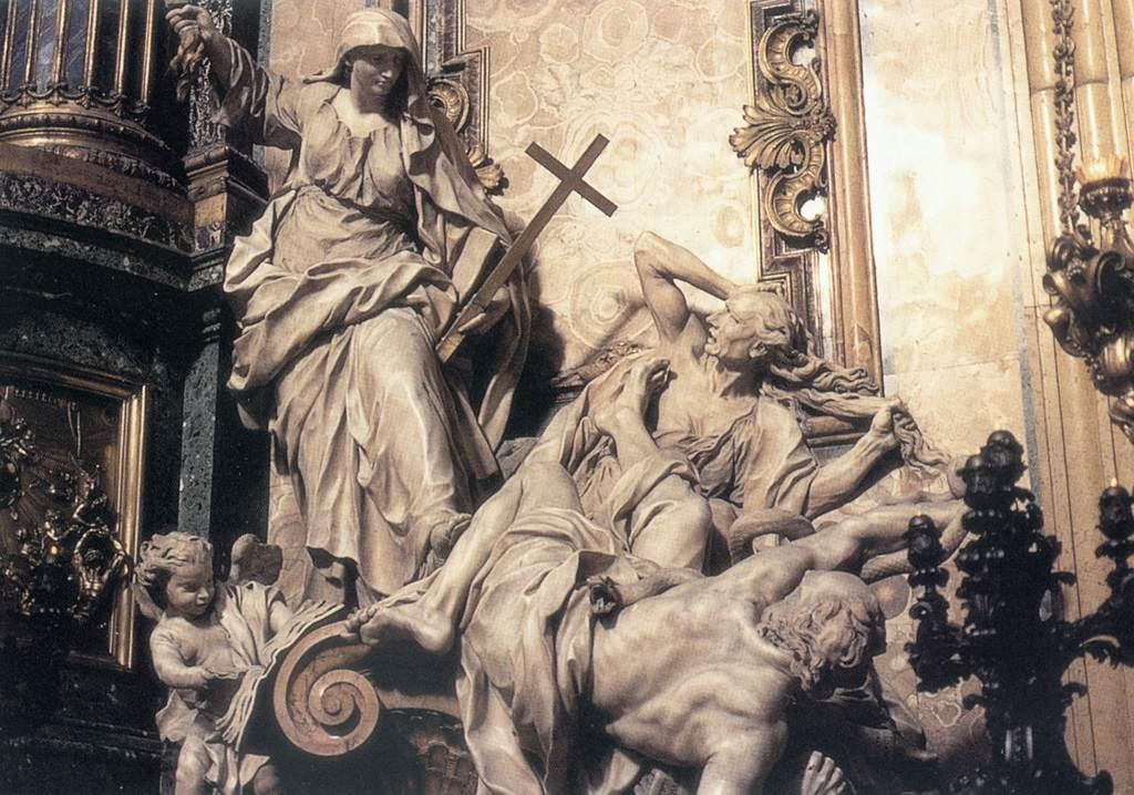 Le christianisme en quête de lui-même : une liste des hérésies chrétiennes