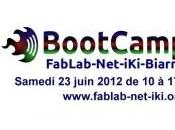juin 2012 Barcamp lancement FabLab Net-IKi Biarne
