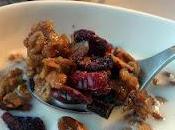 Muesli chocolat cranberries