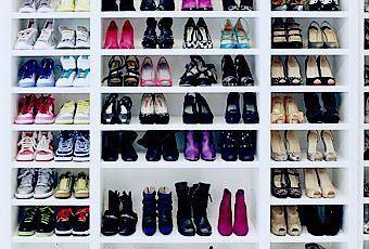 dressing a chaussure mobilier d coration. Black Bedroom Furniture Sets. Home Design Ideas