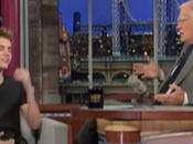 Enorme gaffe Justin Bieber plateau David Letterman