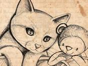 encore illustrations chats doudous