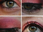 Maquillage Coucher soleil