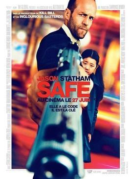 [Concours Poney Express] Safe avec Jason Statham des places de cinéma à gagner