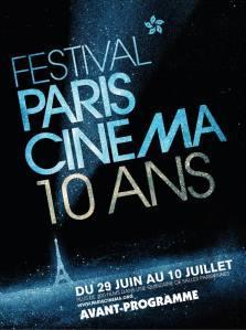 Le Festival Paris Cinéma fête ses 10 ans !