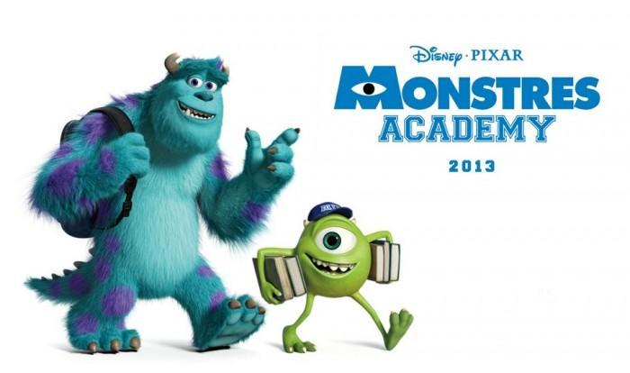 Monsters academy : la première bande annonce de la suite de monstres