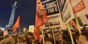 Le coup de pouce du SMIC : « un sévère coup de froid »