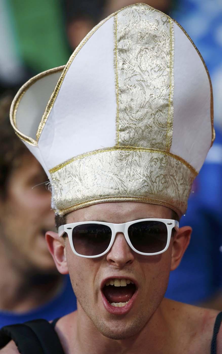 REU SOCCER EURO  035 Euro de football 2012 | Au delà des matchs #5 : Supporters de l'Euro