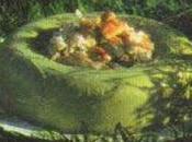 recette Avocat Couronne d'avocats crabe
