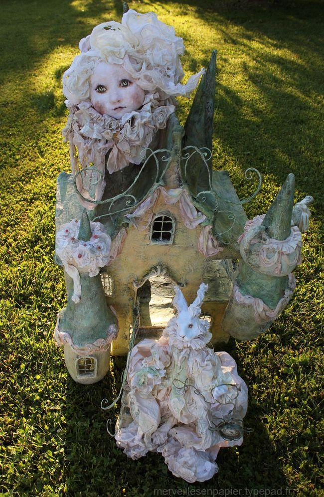 alice et la maison du lapin blanc voir. Black Bedroom Furniture Sets. Home Design Ideas