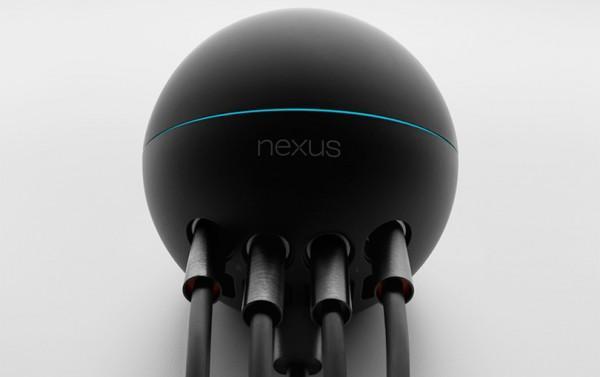 Google vient de dévoiler le Nexus Q : un mini ordinateur au design futuriste