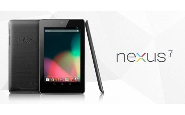 Google annonce la tablette Nexus 7 et l'OS Android 4.1...