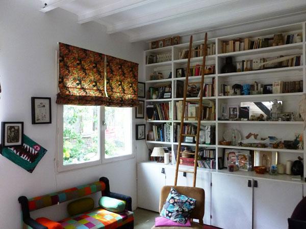 Extension d'un atelier en maison