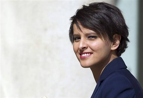 Najat Vallaud-Belkacem : «la droite au pouvoir a laissé des cadavres dans les tiroirs»