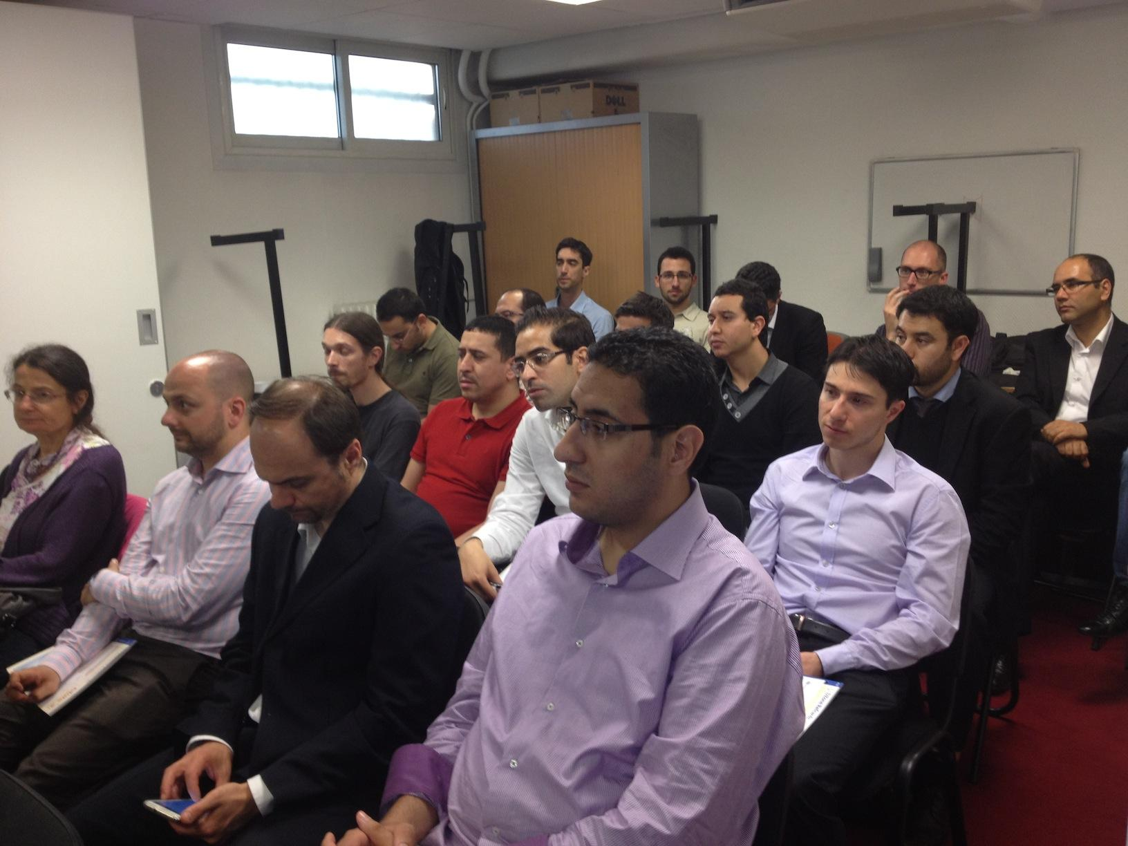 [Paris Mule ESB 3.3 User Group] Jai particip au premier MULE USER GROUP Paris chez FastConnect Paris