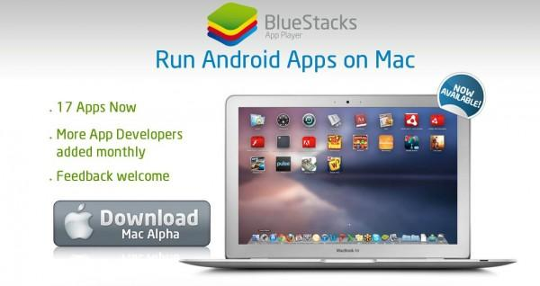 Google I/O : BlueStacks fait tourner des apps Android sur Mac
