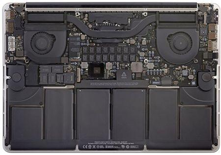 Le MacBook Pro Retina déclaré irréparable par iFixit