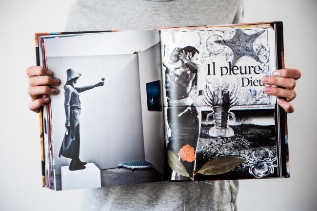 Livre :: Le livre Adelap dedans/dehors avec Blurb à Arles