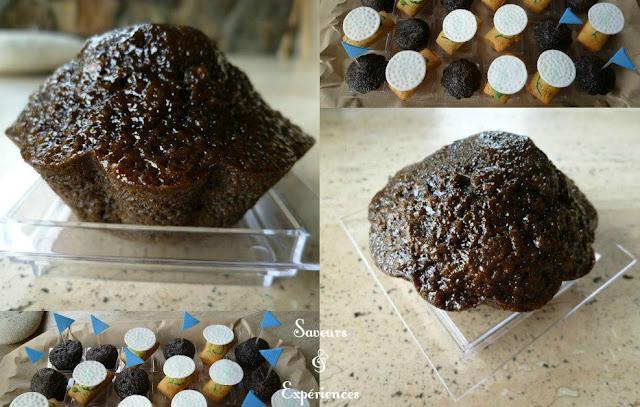 Cupcakes Liqueur de cacao