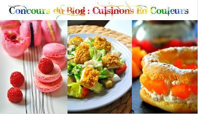 Salade De Fraises Basilic Et Son Crumble Citron Pavot... On Cuisine En Couleurs!