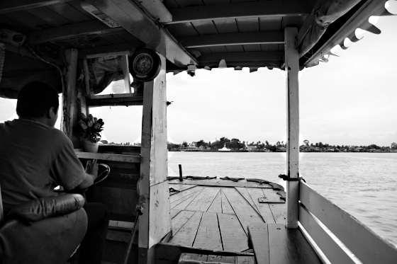 bateau Koh Kret
