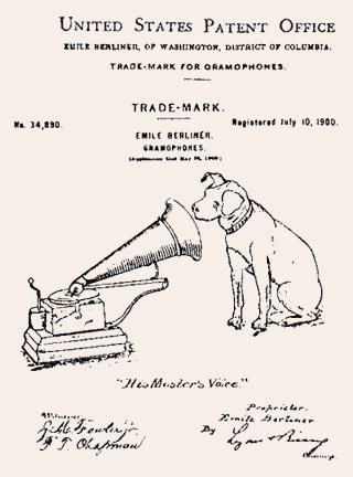 Nipper  La voix de son matre ! (1884  1895)