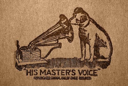 Nipper – La voix de son maître ! (1884 – 1895)