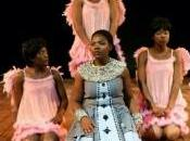 Flûte enchantée d'après Wolfgang Amadeus Mozart revisitée l'Afrique