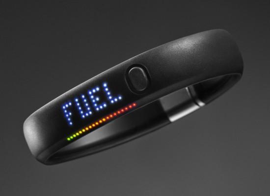 Image nike fuelband 550x401   Nike+ FuelBand ICE