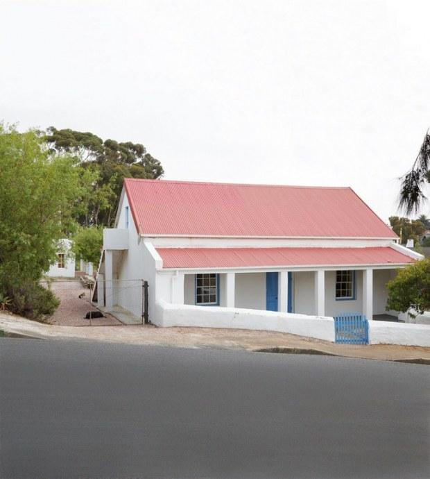 javais une maison en afrique